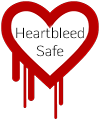 Heartbleed Vulnerability Free Site